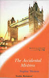 The Accidental Mistress - UK cover