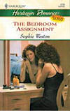 The Bedroom Assignment - US cover