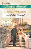 The Duke's Proposal - US cover